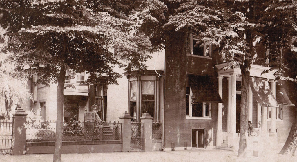 Federated Charities based in Frederick Maryland - Oldest building photo