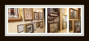 history gallery collage