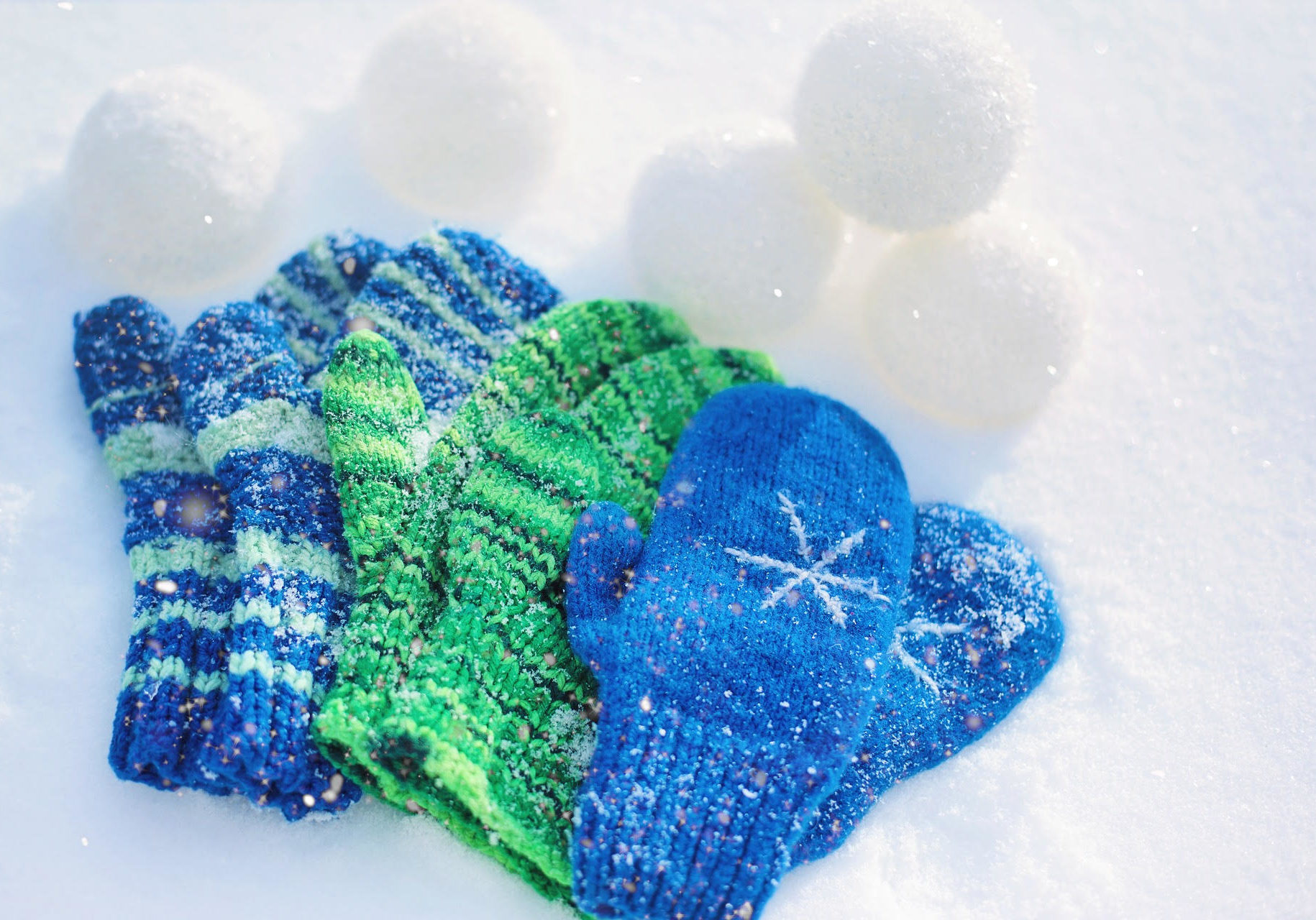 Charity Mitten Project - frederick md