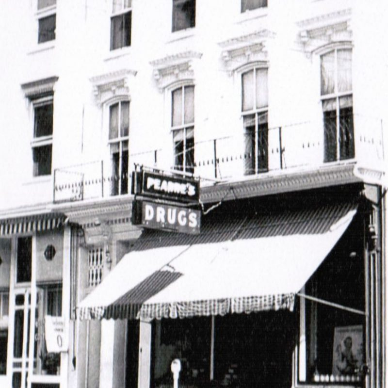 Pearre Pharmacy frontage copy